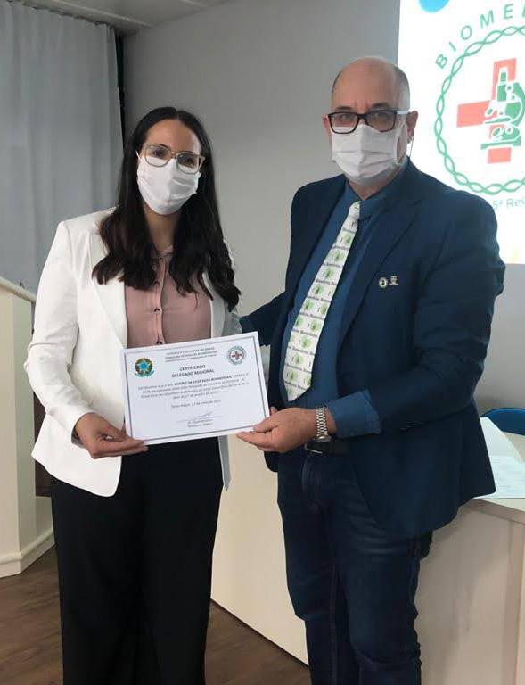 Beatriz Bonadiman estará à frente da delegacia de Chapecó até 2025
